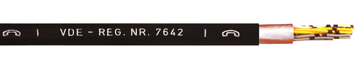 A-02YSF(L)2Y 10X2X0.6 St III Bd BK
