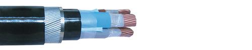 Str Cu/MGT/XLPE/LSZH/SWA/LSZH 03X70 RM 0,6/1 kV SW Adern: braun, schwarz, grau BS6387/BS7846 CWZ