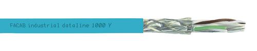 F-IND-D1000 INST PVC STP 04X2XAWG22/1 PIMF CUL GN