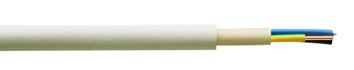NYM-J 03X1,5 GR auf Kunststofftrommel